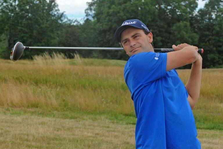 Victor Theandersson missade att ta sig vidare till sista kvalsteget till Europatouren.