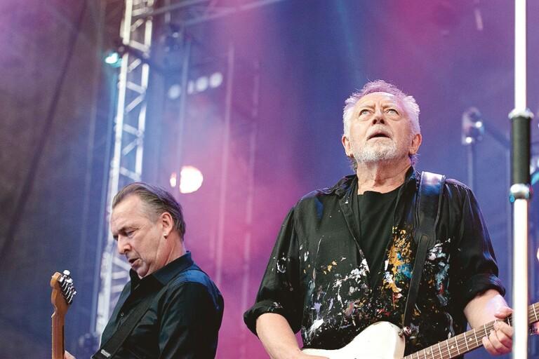 Konsert med Ulf Lundell ställs in