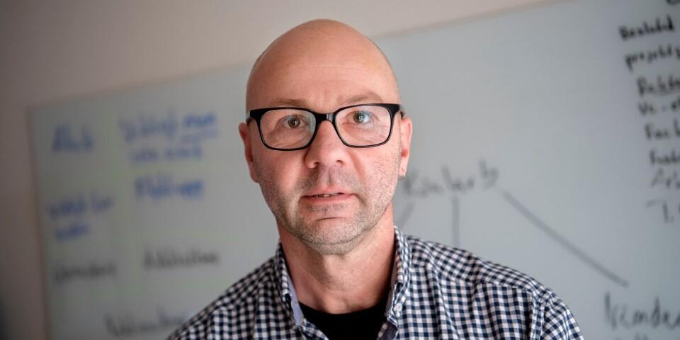 Patrik Håkansson, förvaltningschef utbildningsförvaltningen.