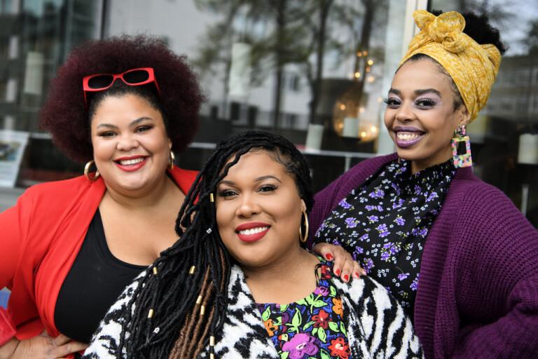 The Mamas klara för Melodifestivalen: Pirrigt