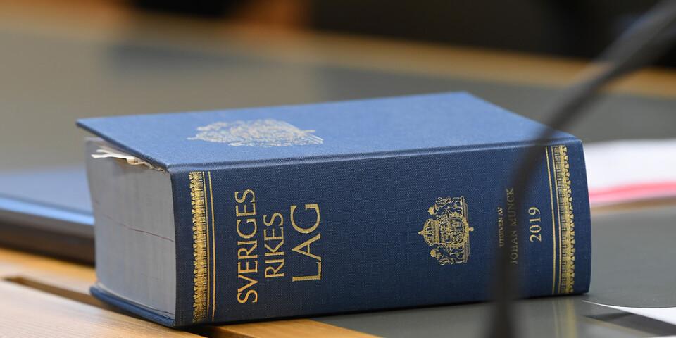 En man i 60-årsåldern begärs häktad misstänkt för ett mordförsök i Jönköping. Arkivbild.