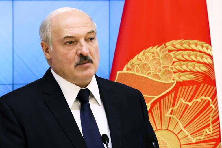 Lukasjenko: Vi har tvingats stänga gränserna