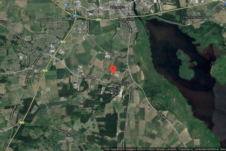 Fastigheten på Navvägen 13 i Kristianstad såld för 875000 kronor