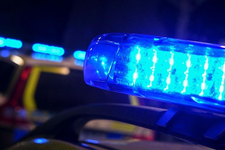 Uppgifter till BT: Stort polispådrag kring Bergsäter