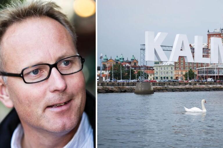 """Debatt: """"Kalmar går framåt trots corona"""""""