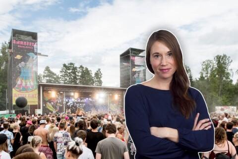 """Kim Ustamujic Johansen: """"Det här är inte slutet för festivalen"""""""