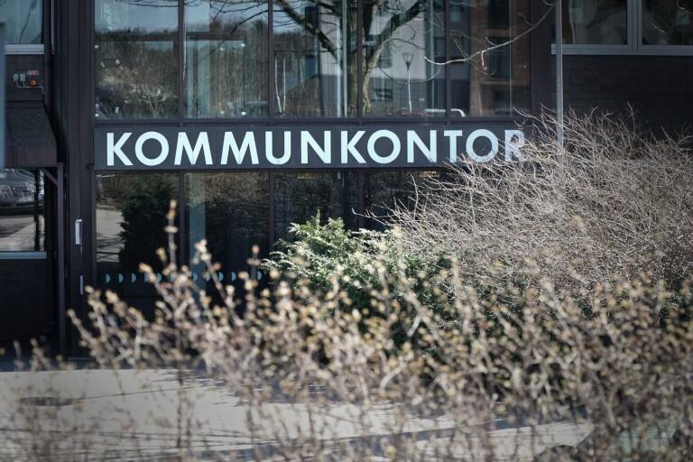 Kommunkontor Tranemo kommun, genre, kommunhus