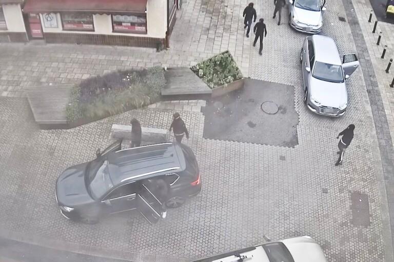 Beskjuten gängman även på plats vid skottlossningen på Norrby