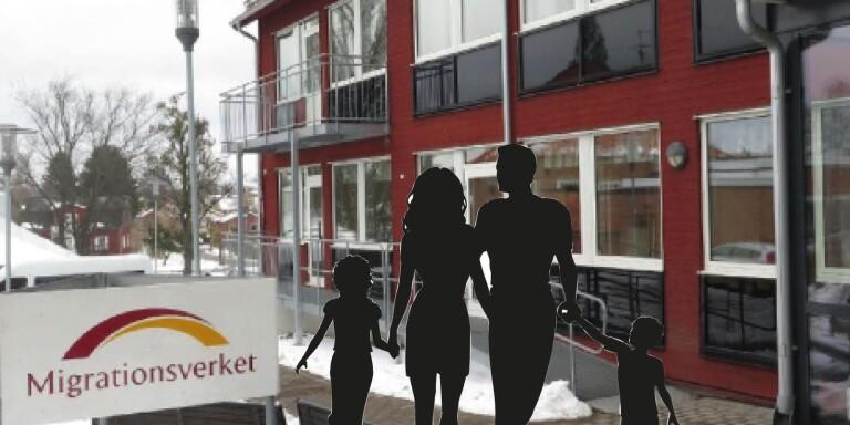 Migrationsverket säger upp lägenheter i Högsby – barnfamiljer måste flytta