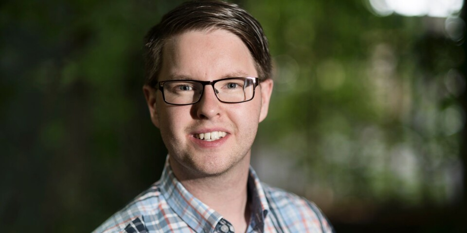 Patrik Davidsson (C) tycker att de politiska partierna i Uppvidinge kommun ska fokusera på konstruktiva lösningar, så att de styrande släpper prestigen och att delar av oppositionen kliver ur sandlådan.