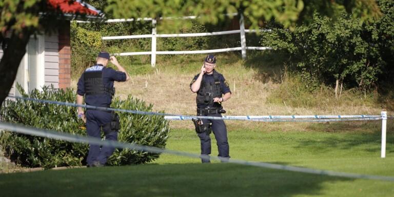 Ännu ingen misstänkt för skotten i Fritsla