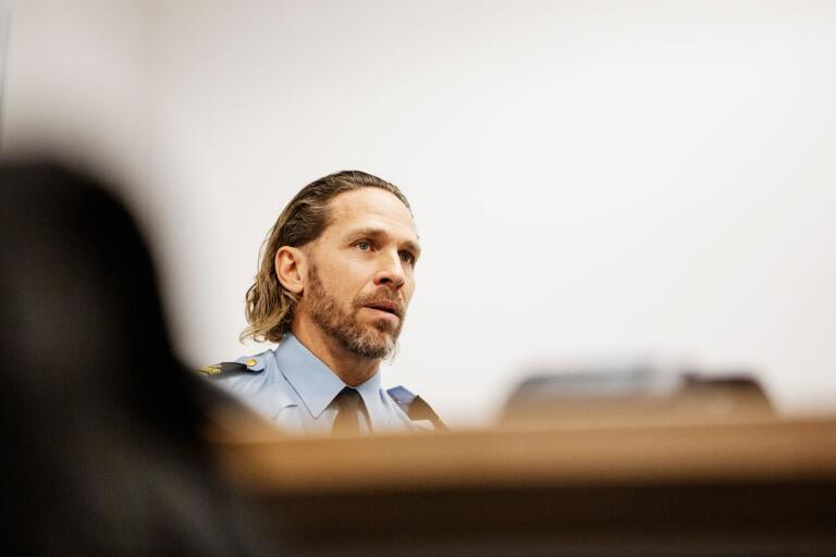 Tomas Stakeberg-Jansson, lokalpolisområdeschef i Borås