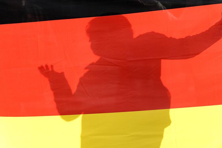 Mindre deppigt i tysk ekonomi. Arkivbild.