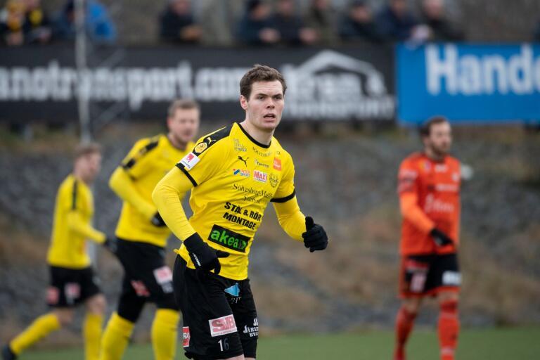 Jacob Bergström och spelarna i Mjällby hade inget emot att korttidspermitteras.
