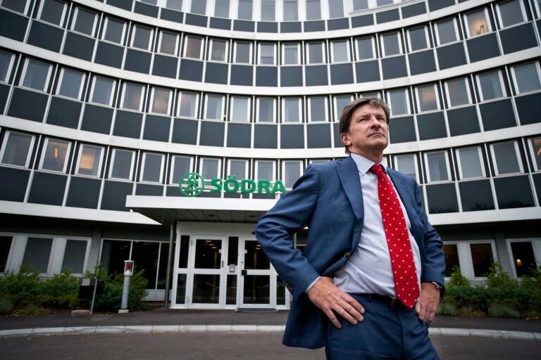 Lars Idermark har avlidit