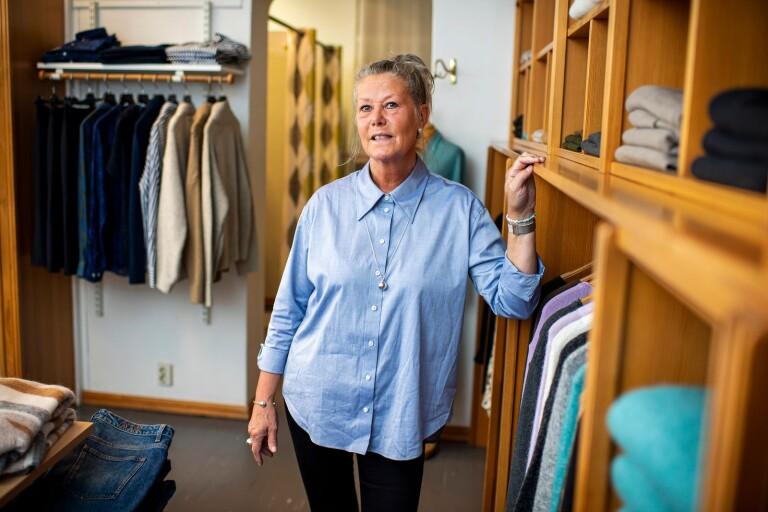 Efter 20 år – nu säljer Ewa sin butik