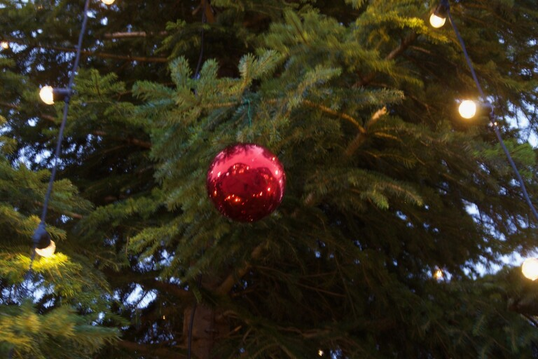 Saknade julgranar och handsprit