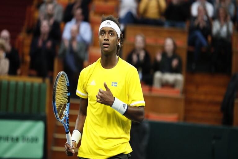 Ymer mot Djokovic i Franska mästerskapen