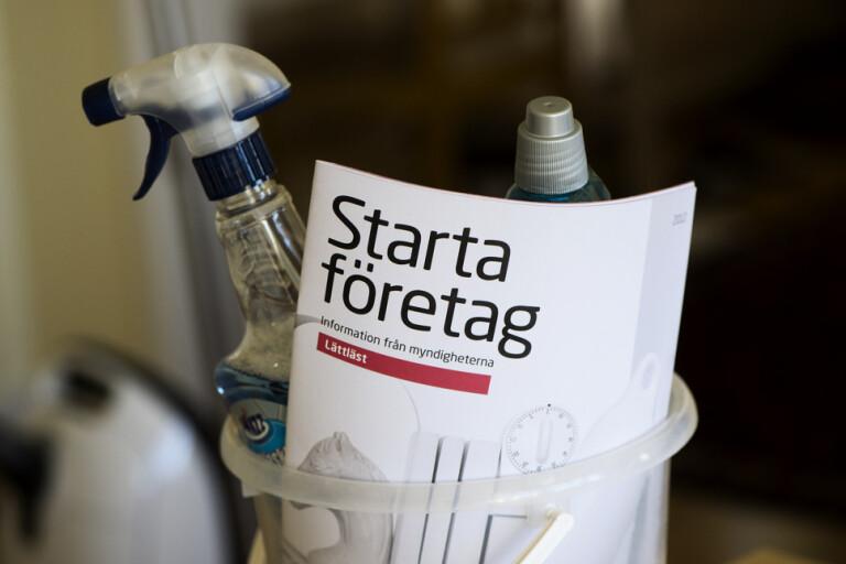 Vikande trend: Antalet företag i Högsby och Hultsfred minskar