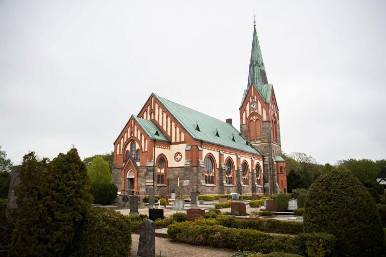 Muslimska gravplatser planeras inom kyrkogården