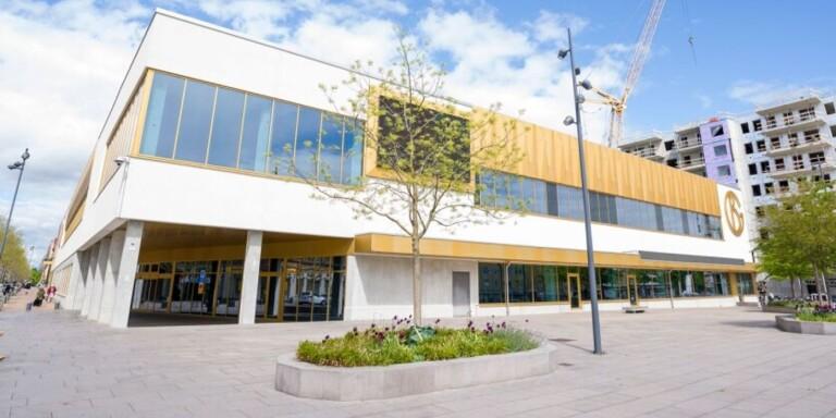 Galleria Boulevard fulaste byggnaden i Skåne – kan bli fulast i Sverige