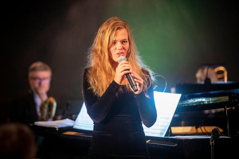 Färgrik och kraftfull konsert inledde jazzhösten i Emmaboda