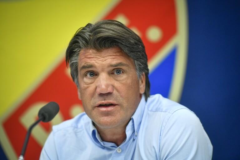 Bosse Andersson, sportchef i Djurgården. Arkivbild.