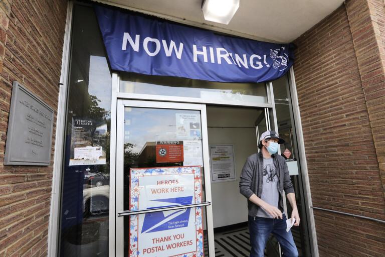 Trögt på den amerikanska arbetsmarknaden