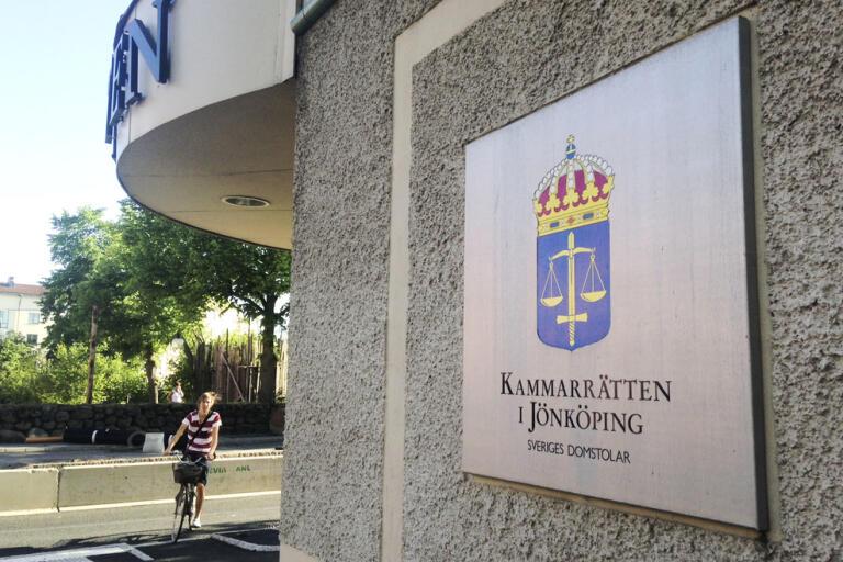 Kammarrätten i Jönköping beslutade att tvångsvården av flickan skulle upphöra. Arkivbild.