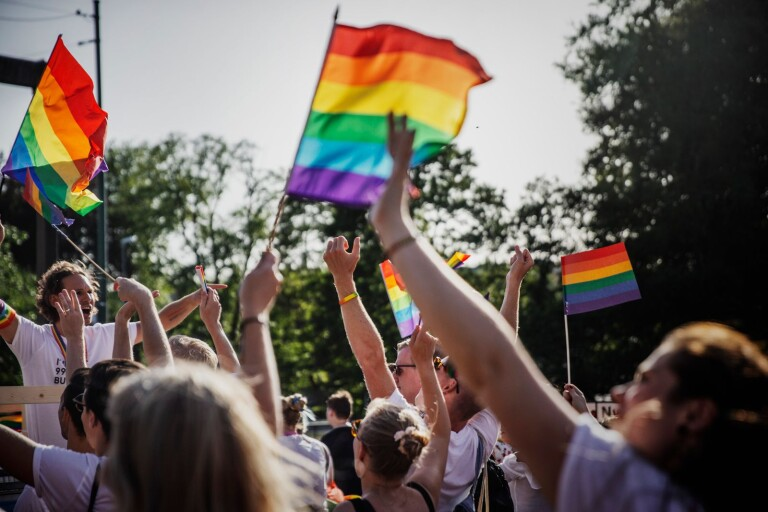 Här är Borås Prides officiella låt