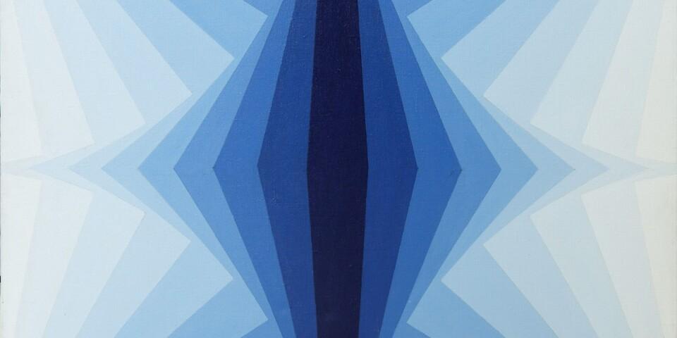 "Inger Ekdahl: ""Utan titel"" (1974)"