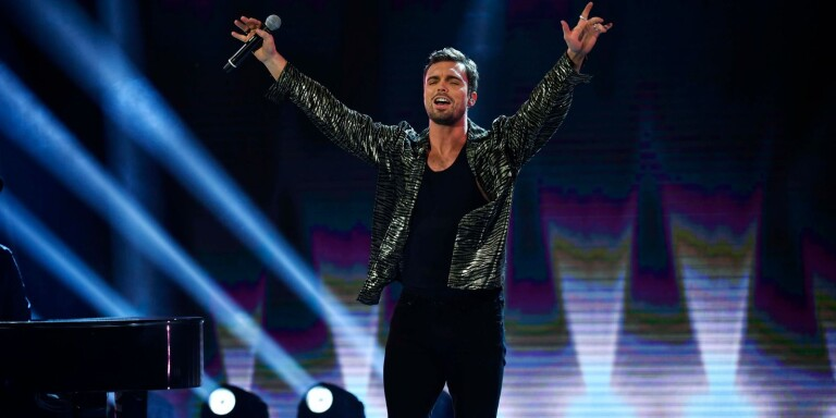 Idol-Niklas går vidare – men hängde löst i veckans program