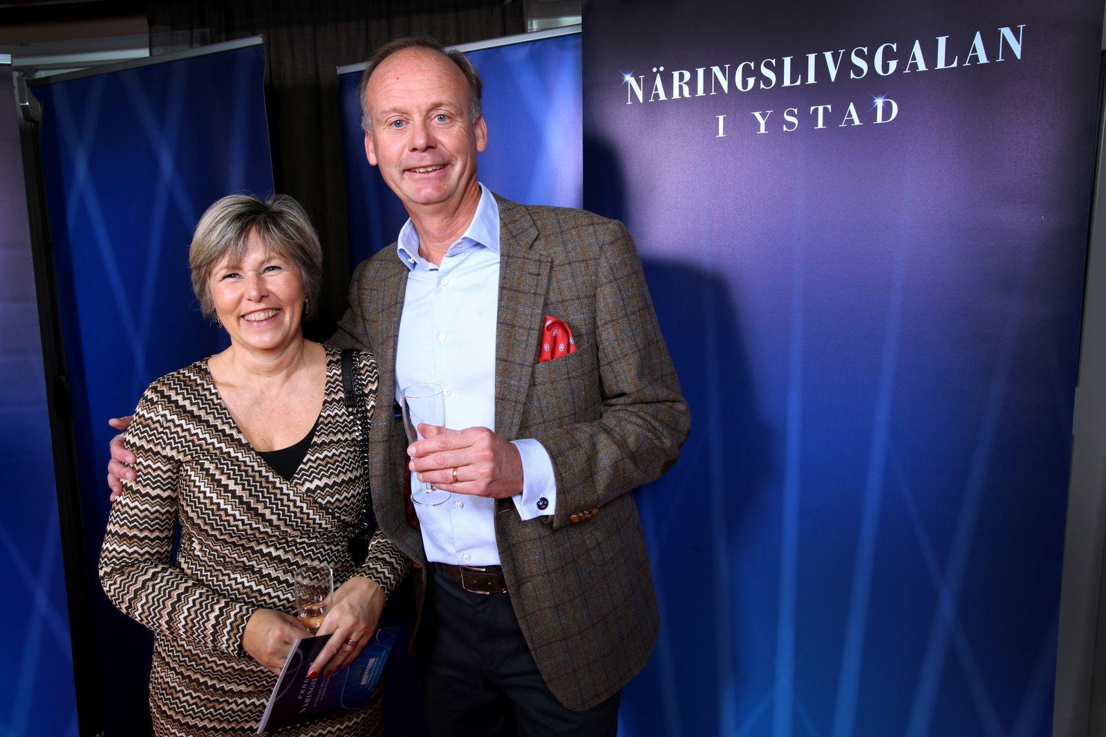 Kristina Håkansson och Joakim Håkansson, PMH International AB