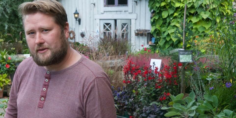 Styragårdens Trädgård är en inspirations- och trädgårdsbutik. Ulrik Johansson för det gröna arvet vidare, med hjälp av moderna metoder.
