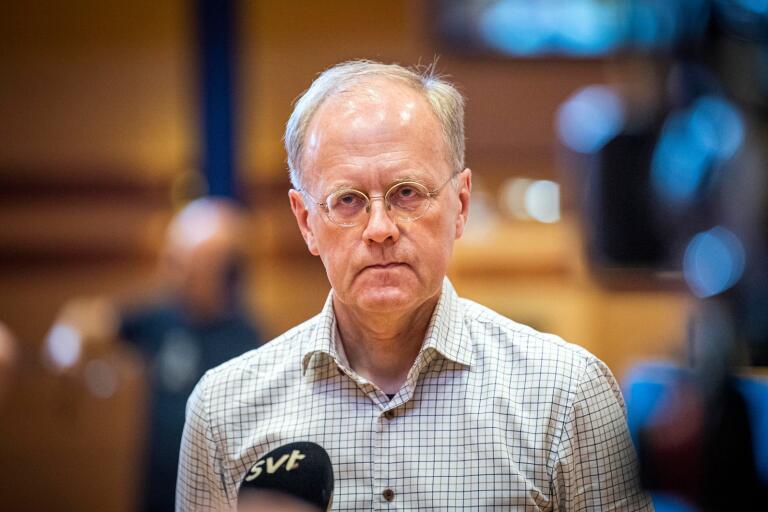 Smittskyddsläkare Bengt Wittesjö