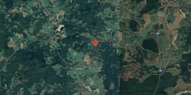 Nya ägare till hus i Brösarp – 2625000 kronor blev priset