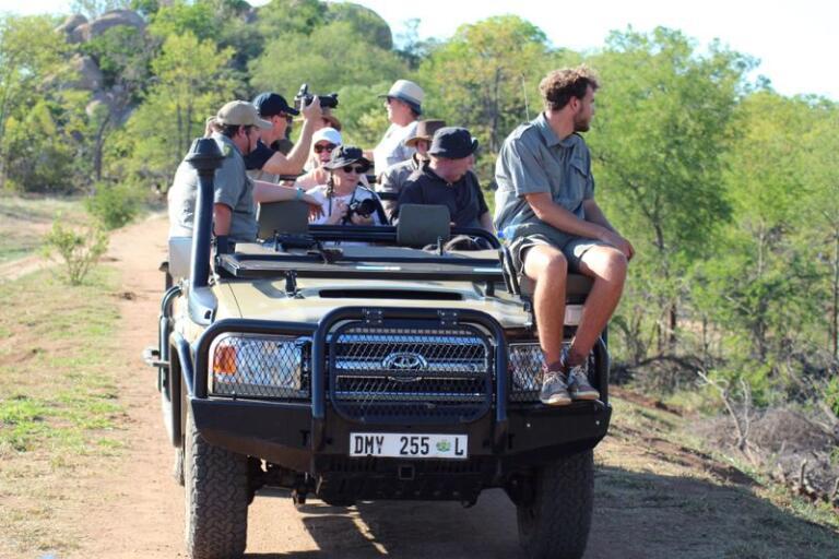 Häng med till Sydafrika