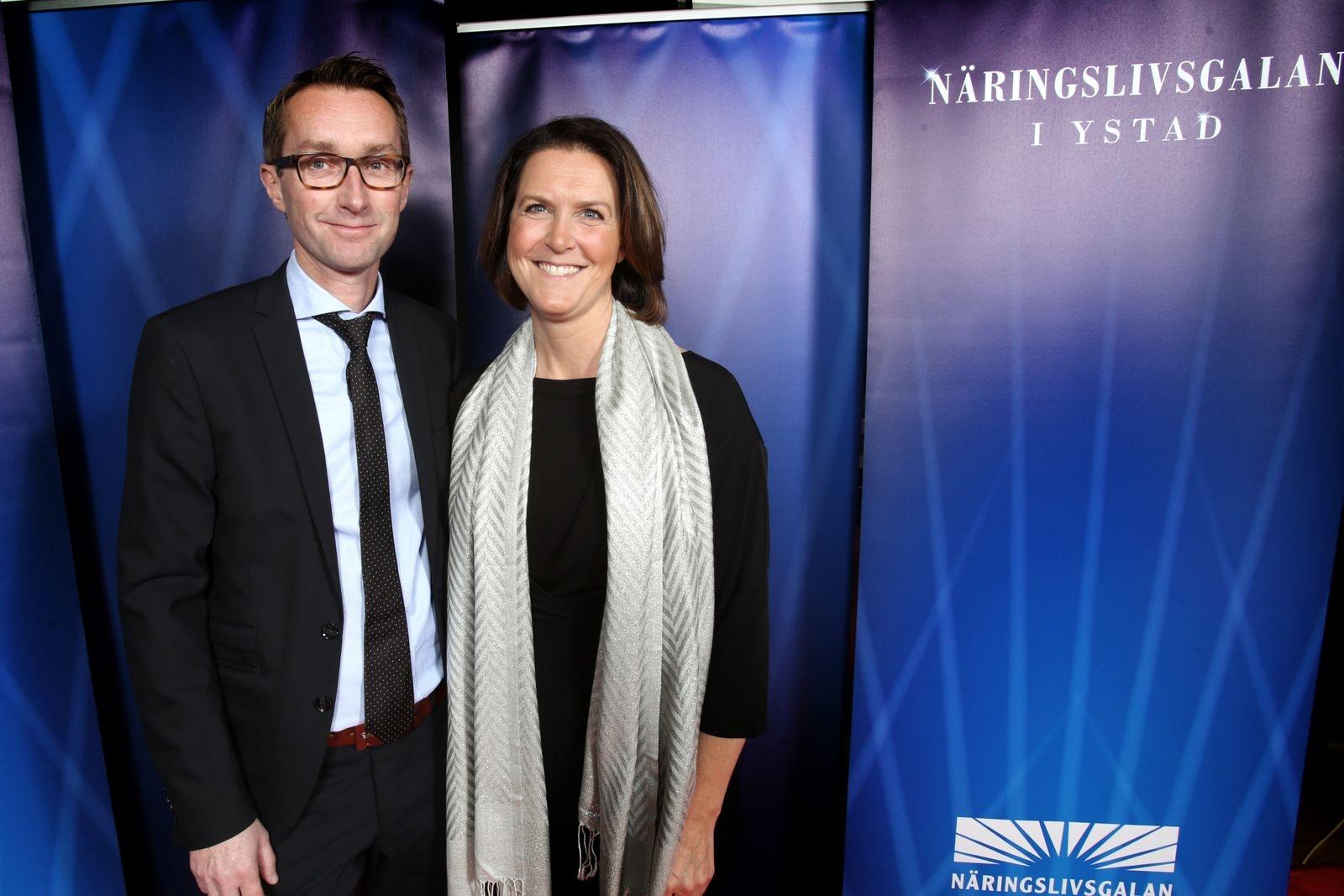 David och Charlotta Åqvist, WME Mechanics