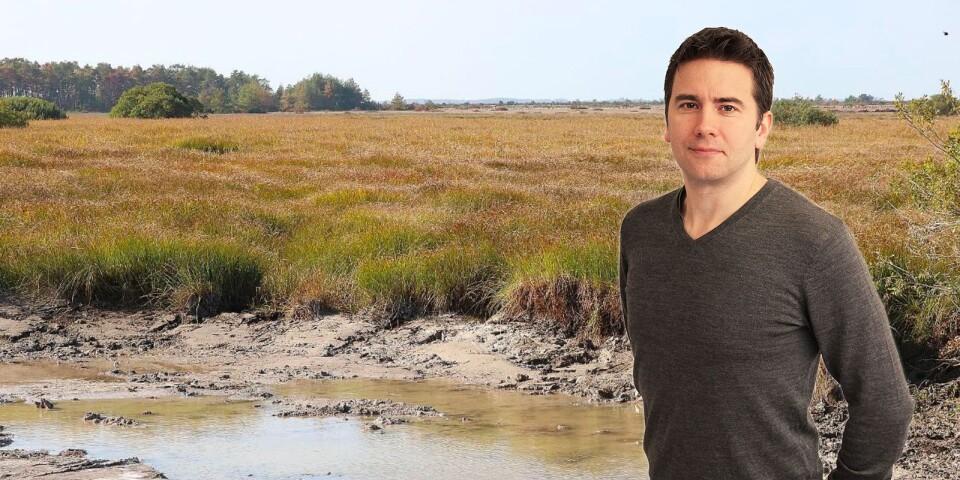"""Jordbruksverket tvingas efter IT-haveri att dra in stöd för våtmarker. """"Förutsättningar för att kunna bygga dammar och upprätthålla våtmarker har försämrats"""", Ölandsbladets chefredaktör Peter Boström finner det obegripligt att torkan spår fortfarande inte når fram nationellt."""