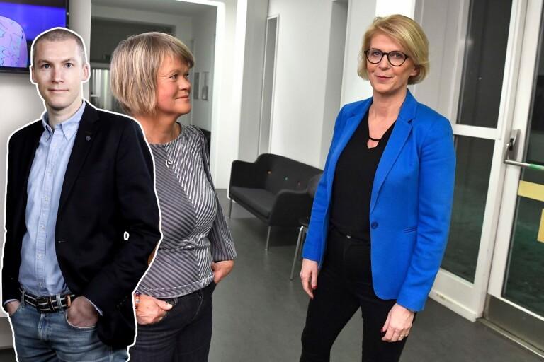 """Braw: """"Januaripartierna sätter sitt avtal före Sveriges behov"""""""