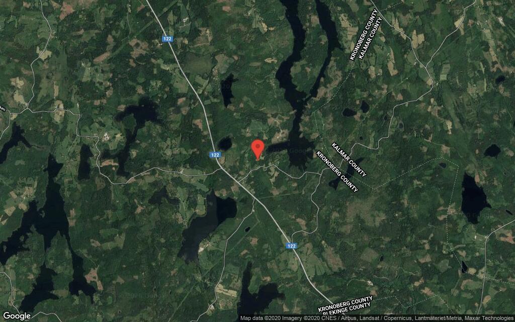 Fastigheten Yxnanäs 2:24 i Tingsryds kommun har bytt ägare