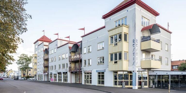 Restis i Borgholm, fått ny ägare.