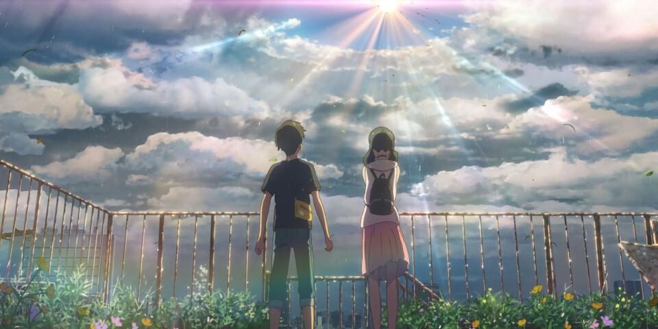 """""""Makoto Shinkai, regissören och manusförfattaren bakom anime-mästerverket och den internationella megasuccén """"Your Name"""" (2016), är tillbaka med en ny fantasy-romans som trycker på precis alla känsloknappar"""". Viktor Jerner recenserar filmen Weathering with You."""