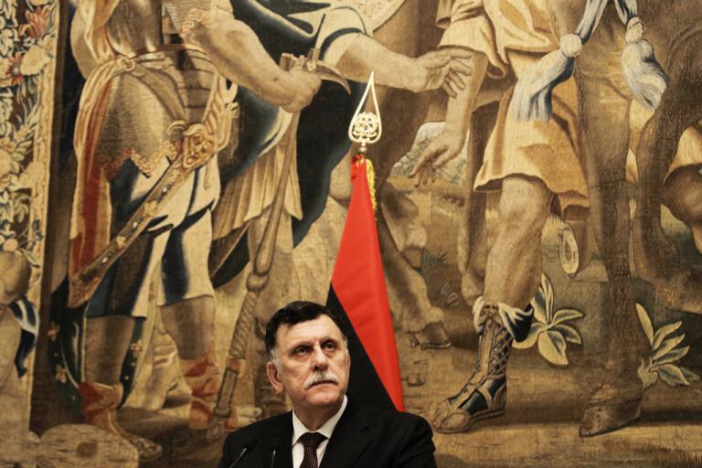 Libyens premiärminister vill lämna sin post
