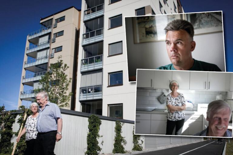 De flyttade in i nybygget – och så många bostäder frigjordes