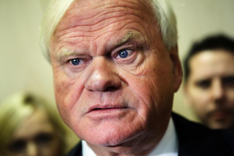 Seadrill, som grundats och kontrolleras av den norska redarkungen John Fredriksen (bilden), drabbas hårt av den minskande efterfrågan på olja i coronakrisen. Arkivbild