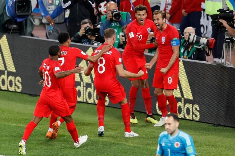 Klart: England möter Sverige i kvartsfinalen