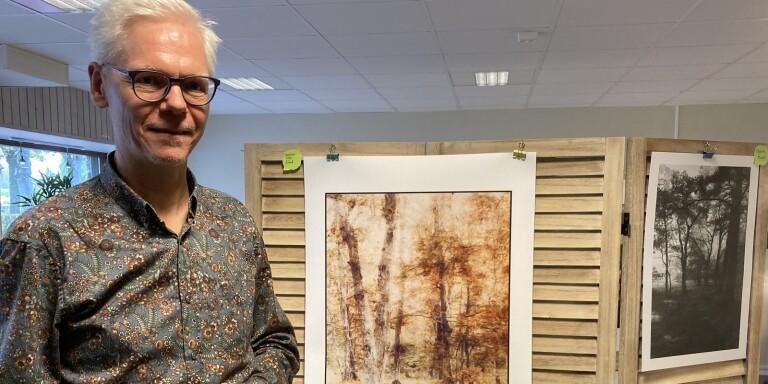 Göran Thunman flyttar in i Borgholmsgallerian.