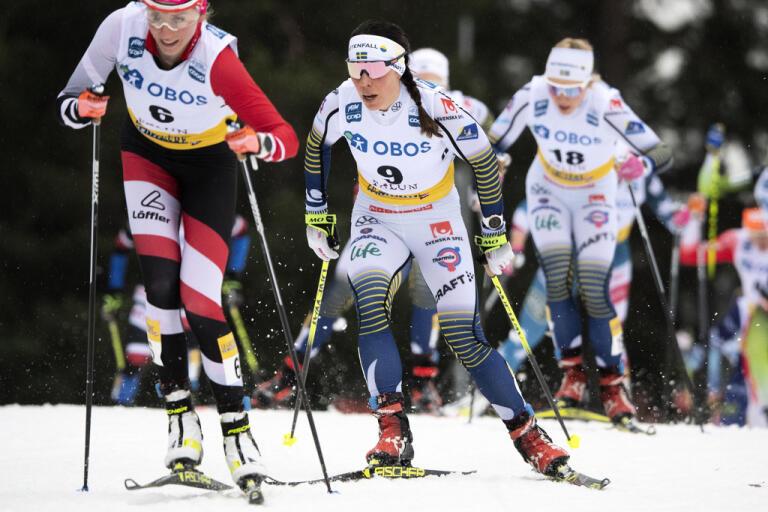 Falun kan fler tävlingar om plan B måste sättas i verket i vinterns världscup. Arkivbild.