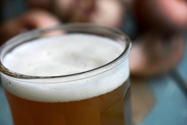 Coop återkallar öl av märket Signum. Arkivbild.